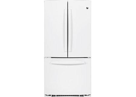 GE - GNE22GGEWW - Bottom Freezer Refrigerators