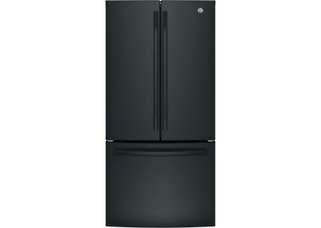 GE - GNE25JGKBB - French Door Refrigerators