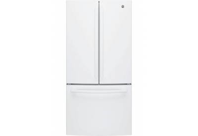 GE - GNE25JGKWW - French Door Refrigerators