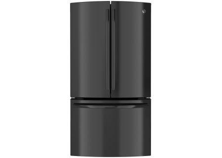 GE - GNE26GGDBB - Bottom Freezer Refrigerators