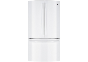 GE - GNE26GGDWW - Bottom Freezer Refrigerators