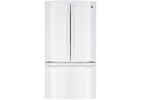 GE - GNE26GGDWW - Bottom Freezer Refrigerators