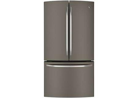GE - GNE26GMDES - Bottom Freezer Refrigerators