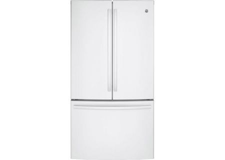 GE - GNE29GGKWW - French Door Refrigerators