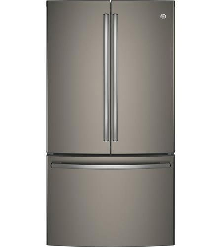 Ge French Door Bottom Freezer Refrigerator Gne29gmkes
