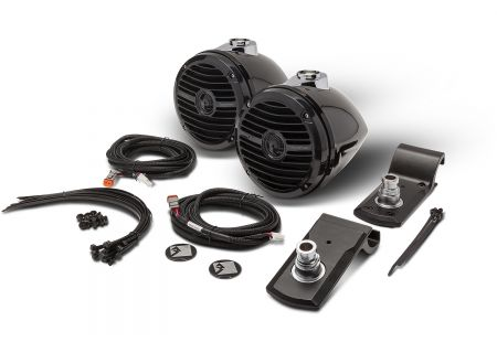 Rockford Fosgate Polaris Add-On Rear Speaker Kit - GNRL-REAR