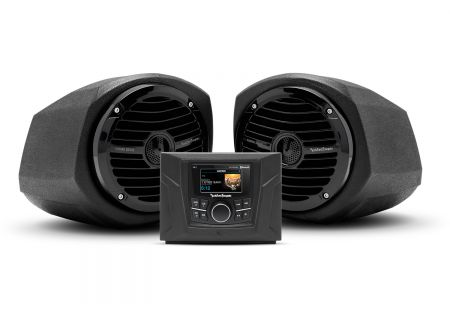 Rockford Fosgate Stage 2 Kit For Select Polaris General Models - GNRL-STAGE2