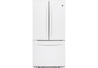 GE - GNS22EGEWW - Bottom Freezer Refrigerators