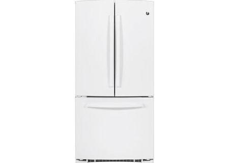 GE - GNS22EGEWW - Bottom Freezer Refrigerators