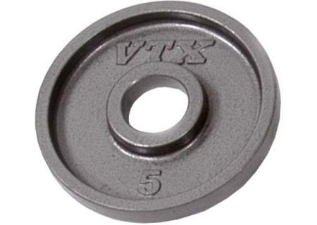 TROY Barbell 5lb VTX Olympic Grip Plate - GO-005V