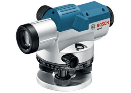 Bosch Tools 26X Automatic Optical Level Kit - GOL26