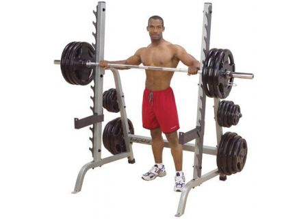 Body-Solid Multi-Press Rack - GPR370