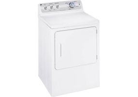 GE - GRDN510GMWS - Gas Dryers
