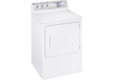 GE - GRDN510GMWS - Gas Dryers