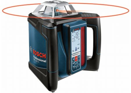 Bosch Tools - GRL 500 HCK - Lasers & Measuring Instruments