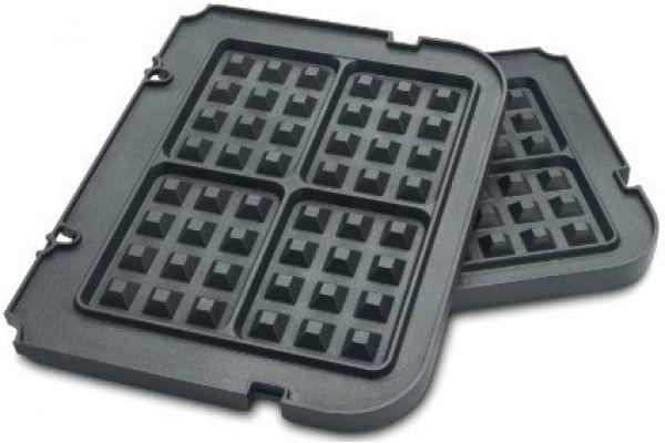Large image of Cuisinart Griddler Waffle Plates - GR-WAFP