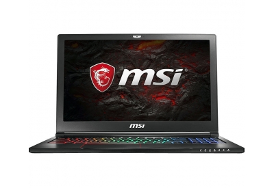 MSI - GS63VR STEALTH PRO 4K-228 - Gaming PC's