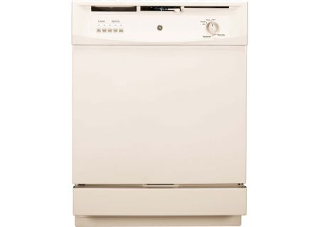 "GE 24"" Bisque Built-In Dishwasher - GSD3300KCC"