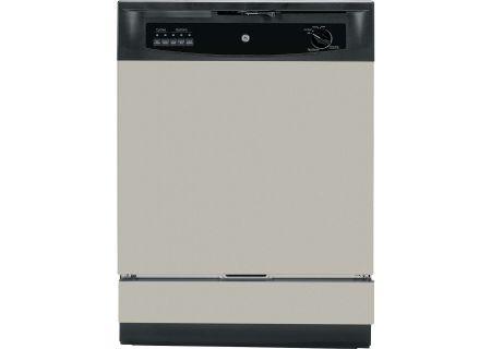 "GE 24"" Silver Built-In Dishwasher - GSD3340KSA"