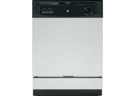 "GE 24"" Stainless Steel Built-In Dishwasher - GSD3360KSS"