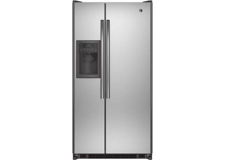 GE - GSE22ESHSS - Side-by-Side Refrigerators