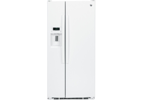 GE - GSE23GGEWW - Side-by-Side Refrigerators