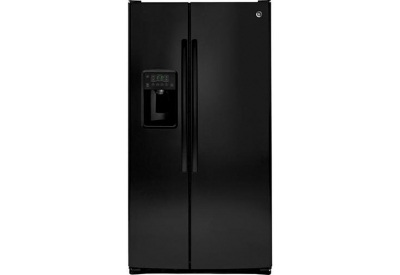 GE - GSE25GGHBB - Side-by-Side Refrigerators