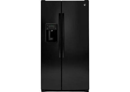 GE - GSE25GGHBB - Side-by-Side Refrigerators