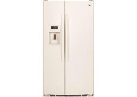 GE - GSE25GGHCC - Side-by-Side Refrigerators