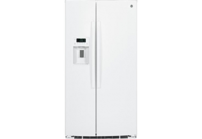 GE - GSE25HGHWW - Side-by-Side Refrigerators