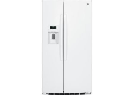 GE - GSE25HGHWW - Side-by-Side Refrigerators
