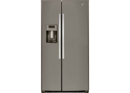 GE - GSE25HMHES - Side-by-Side Refrigerators