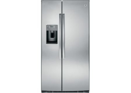 GE - GSE25HSHSS - Side-by-Side Refrigerators
