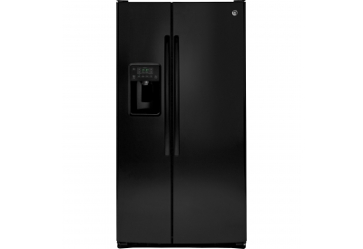 GE - GSE26GGEBB - Side-by-Side Refrigerators