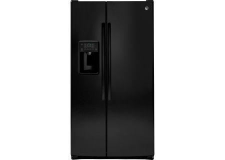 GE - GSE26GGEBB - Side-by-Side Refrigerators