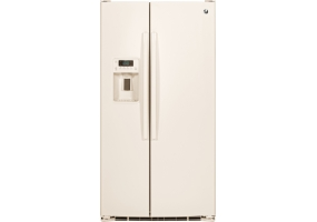 GE - GSE26GGECC - Side-by-Side Refrigerators
