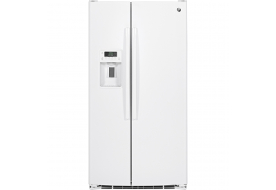 GE - GSE26GGEWW - Side-by-Side Refrigerators