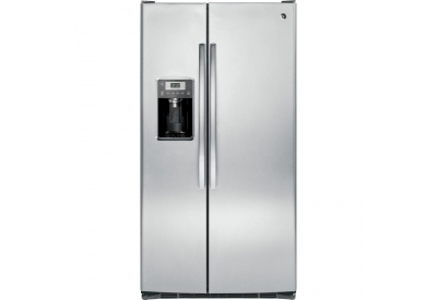 GE - GSE26GSESS - Side-by-Side Refrigerators