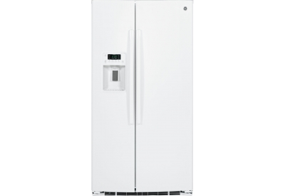 GE - GSE26HGEWW - Side-by-Side Refrigerators