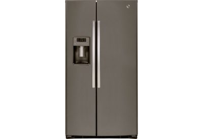 GE - GSE26HMEES - Side-by-Side Refrigerators