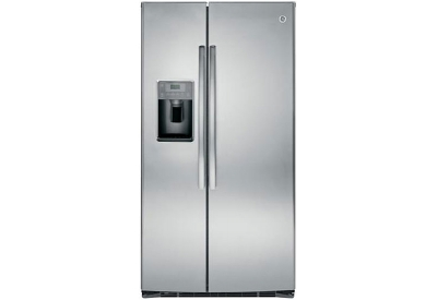 GE - GSE26HSESS - Side-by-Side Refrigerators