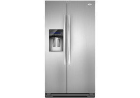 Whirlpool - GSF26C5EXY - Side-by-Side Refrigerators