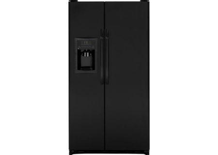 GE - GSH22JGCBB - Side-by-Side Refrigerators