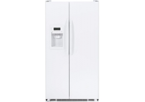 GE - GSH22JGCWW  - Side-by-Side Refrigerators