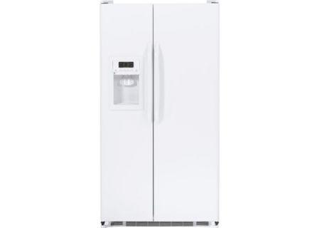 GE - GSH22JGCWW  - Side-by-Side Refrigerators