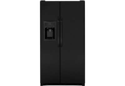 GE - GSH25JGBBB - Side-by-Side Refrigerators