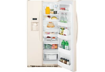 GE - GSHF6HGDCC - Side-by-Side Refrigerators