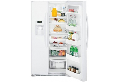 GE - GSHF6HGDWW - Side-by-Side Refrigerators
