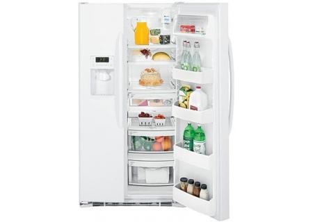 GE - GSHF6HGDWW - Side-by-Side Refrigerators
