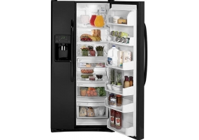 GE - GSHF6KGZBB - Side-by-Side Refrigerators